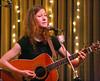 Danielle on stage at Eddie's Attic.