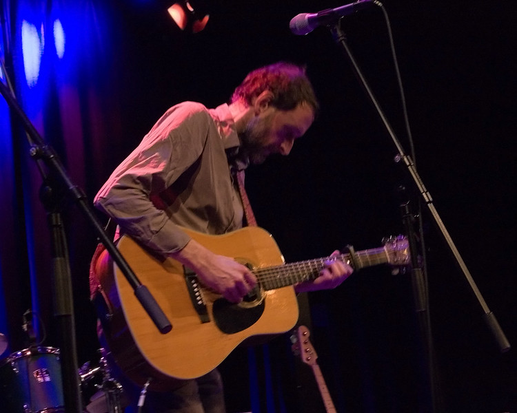 Folk Singer Alisdair Campbell