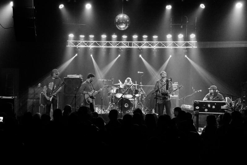 Ekoostik Hookah -  Live at The Odeon Concert Club -  2017-04-21 Cleveland, Ohio