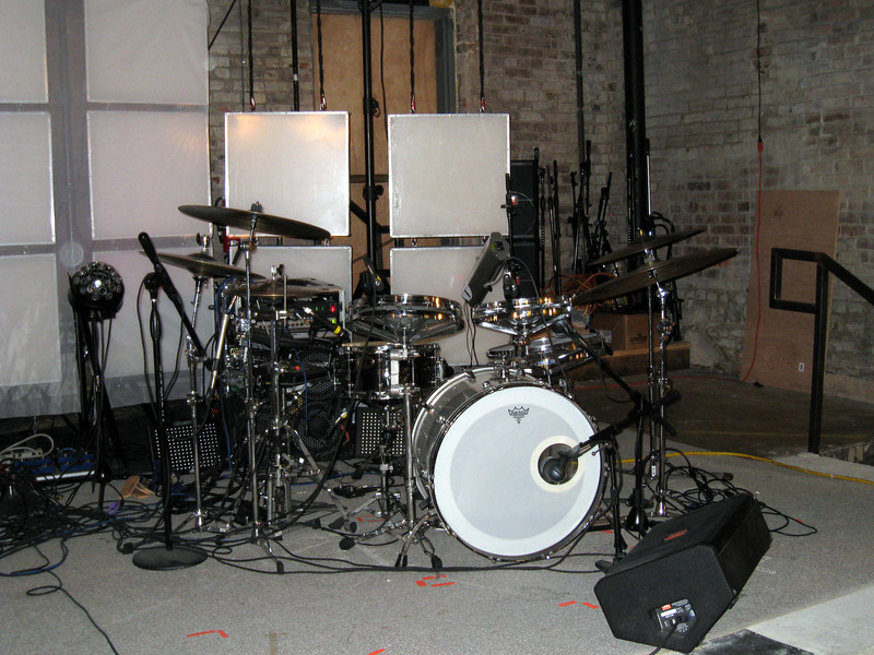 The Tim Fogarty set-up