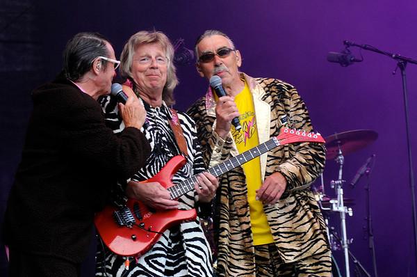Konsert med Electric Banana Band