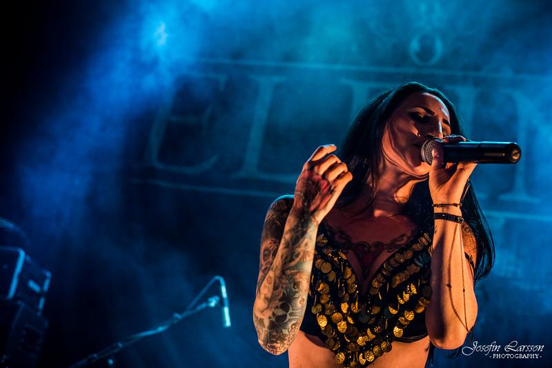 Eleine at Babel Malmö 2015-09-25