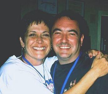 Rick Marts and Barbara Joiner