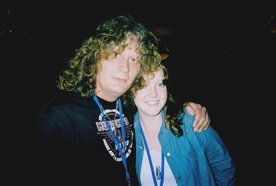 Joann and Tony