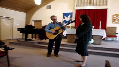 Elizabeth Loring & Larry White Music Videos