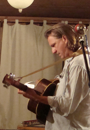 Ellis Paul - Arlington, VT - Aug. 22, 2011