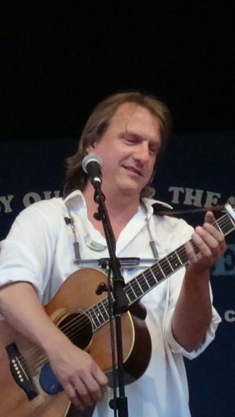 Ellis Paul - Kerrville Folk Festival - June 3, 2011