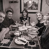 Zac, Scott, Ruth, Carla and Aggie