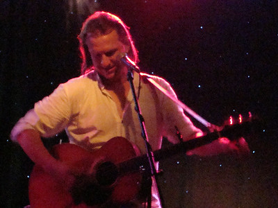 Ellis Paul at Club Cafe - Aug. 1, 2009