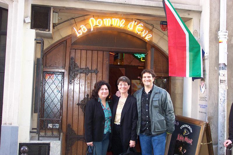 Norma, Karen Z and Ralph.