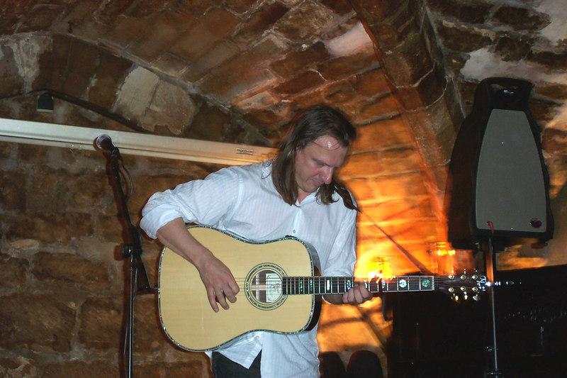 Ellis playing.
