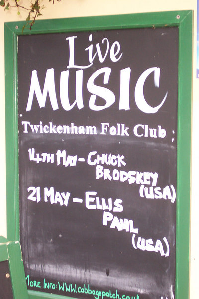 Twickenham, England. May 21, 2006.