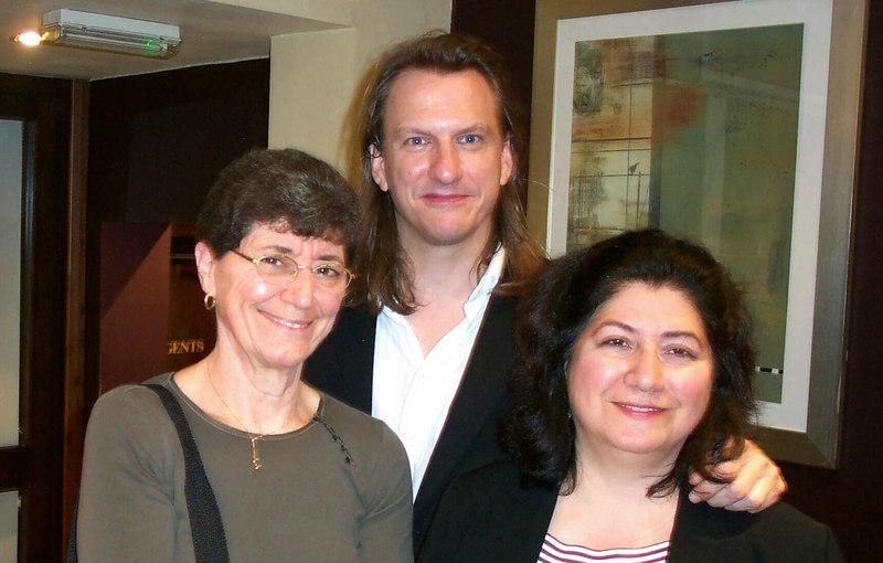 Karen, Ellis, Norma.