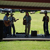 First song at the Children's Festival was performed with the Red Dirt Rangers.