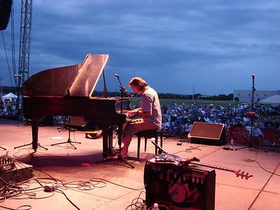 Ellis Paul at WoodyFest - July 12 & 13, 2008