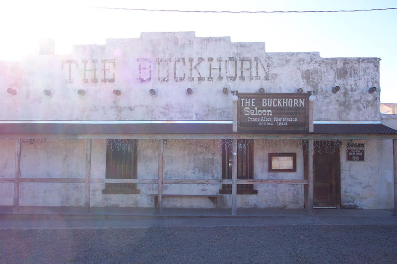 The Buckhorn Saloon - March 3, 2007