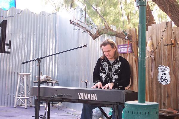 Ellis Paul in NM/AZ Mar. 2-4, 2007