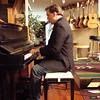 Ellis on piano.