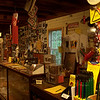 Inside Camp Street - a time warp into an old time General Store.