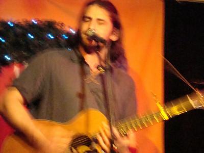 Ellis at Passim - 10pm show - Dec. 30, 2008