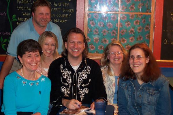 Ellis at Passim - Oct. 28, 2006