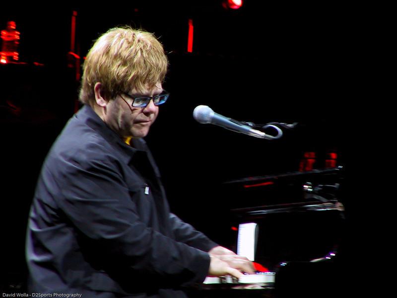 Elton John & Billy Joel 4/28/2001