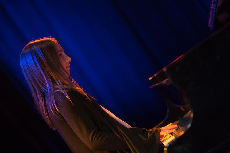 Qunicy Jones presents Emily Bear @ The Jazz Bakery