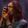"""Brandon Boyd of Incubus, Albuquerque, NM, 10/4/11<br /> <br /> """"...watch the warmth blow away.""""<br /> <br /> (The Warmth, Incubus, Make Yourself)"""