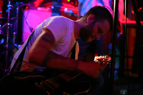 Lucero @ The Water Rats, London 30th April 2007