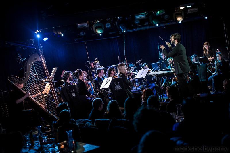 Ensemble LPR, March 2014
