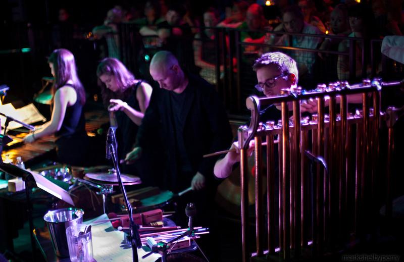 "Ensemble LPR & Wordless Music, Gavin Bryar's ""The Sinking of the Titanic"", LPR April 2012"
