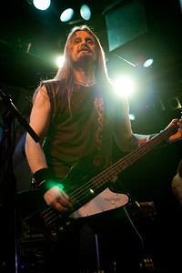 Enslaved, 2/9/2013, Slim's, San Francisco