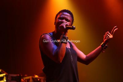 Jamaican Reggae Artiste - Lady Saw performing in Charlotte NC