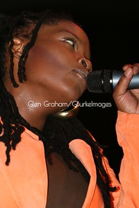 Sister - Morgan Heritage Performing at The neighborhood Theater in Charlotte, NC.
