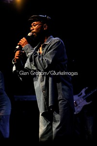 Beres Hammond performing at the Neighborhood Theater in Charlotte, North Carolina. Brightworks Promotion event.