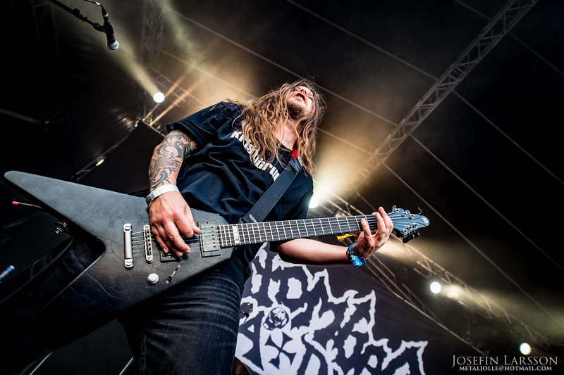 Entombed - Copenhell 2016