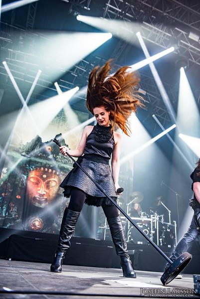 Epica - Copenhell 2016