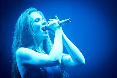 Epica, 11/14/2012, The Regency Ballroom, San Francisco