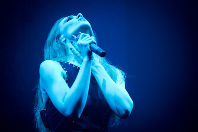 Epica, 11/14/2012, The Regency Ballroom, San Francisco