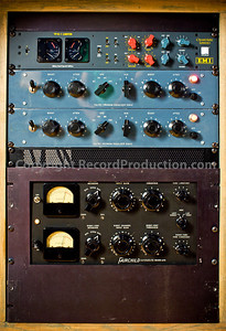 Recording studio equipment, fairchild, emi etc compressors, dynamics, limiter