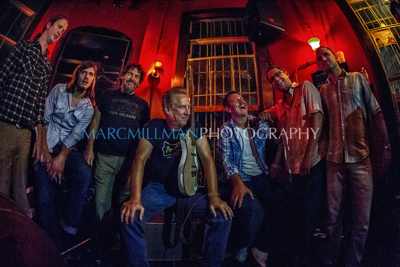 "The Eric Lindell ""Orchestra"" @ Circle Bar (Wed 5/2/12)"