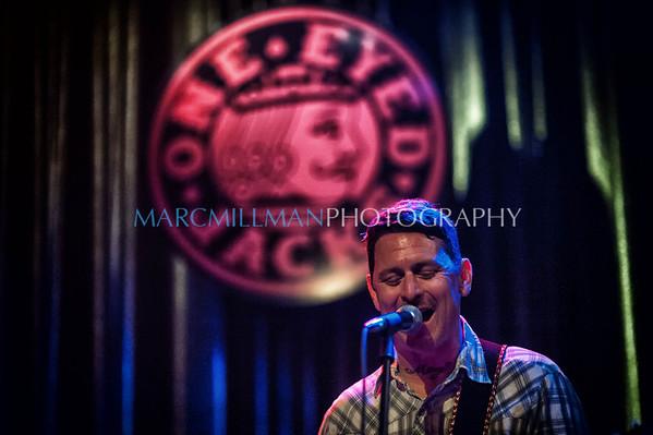 Eric Lindell @ One Eyed Jacks (Sun 5/8/11)