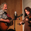 Eric and Suzy Thompson, House concert, Charlottesville VA March 28, 2014.