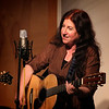 Suzy Thompson, House concert, Charlottesville VA March 28, 2014.