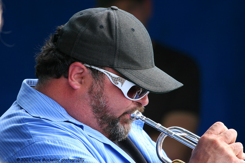 Alberta\'s horn player