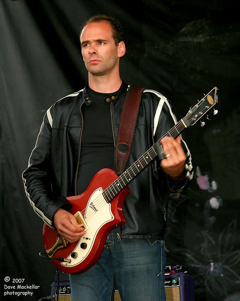 Carlos guitar player
