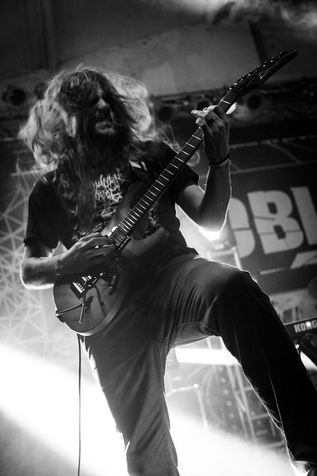 Between the Buried and Me, Euroblast 2015