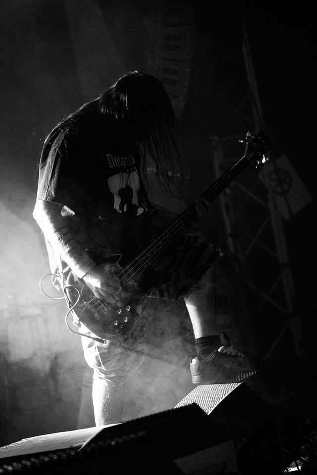 Destrage, Euroblast 2015