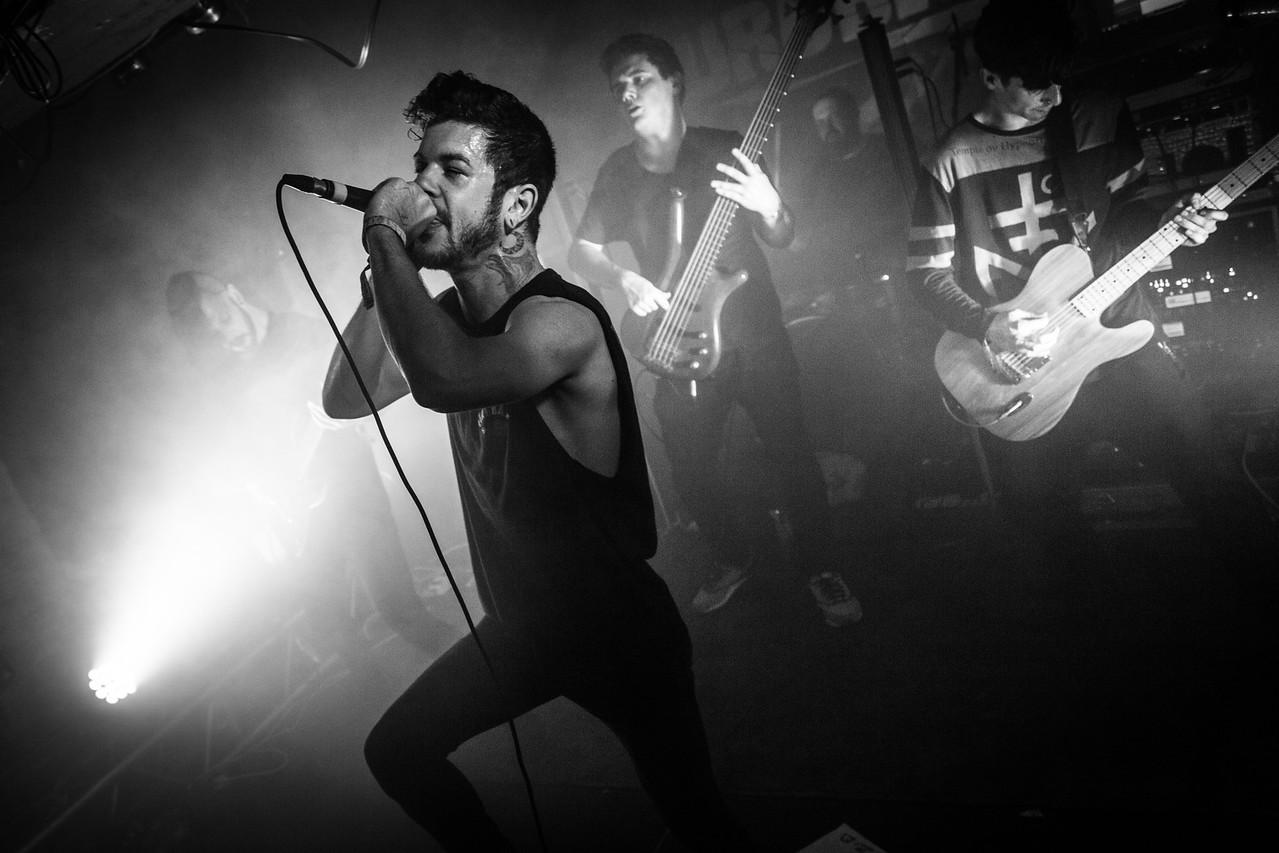Carcer City - Euroblast 2016