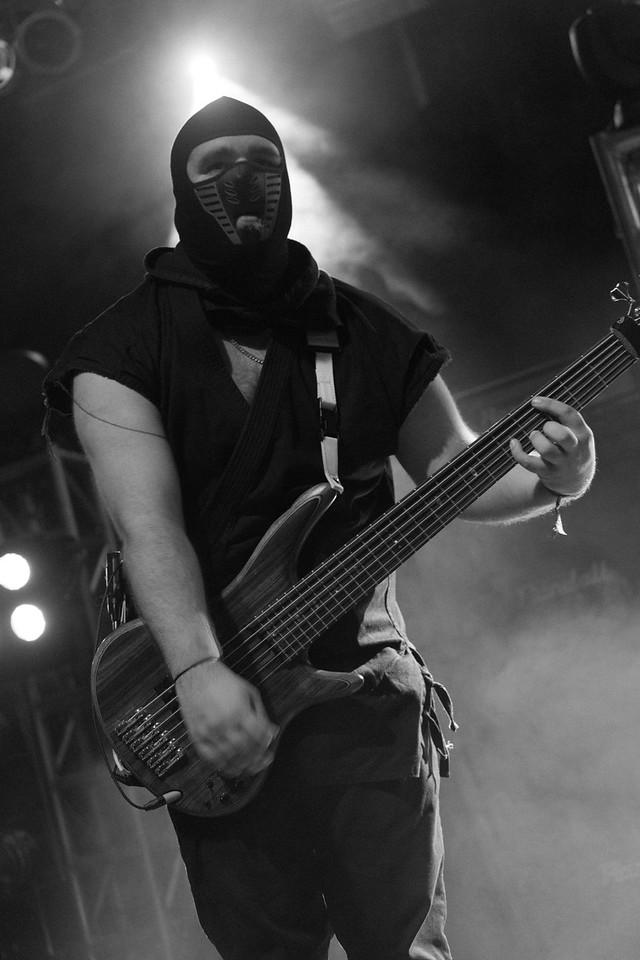 Heavy Metal Ninjas, Euroblast